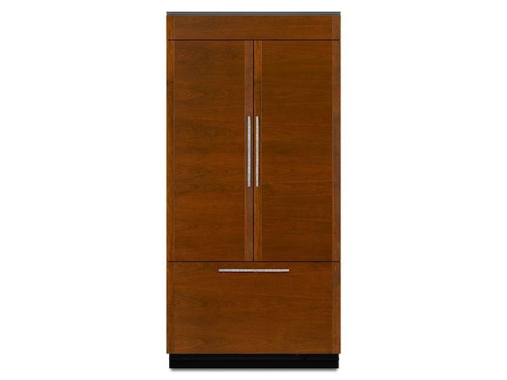 Jenn Air Refrigerators French Door42 Inch Built In Door Refrigerator