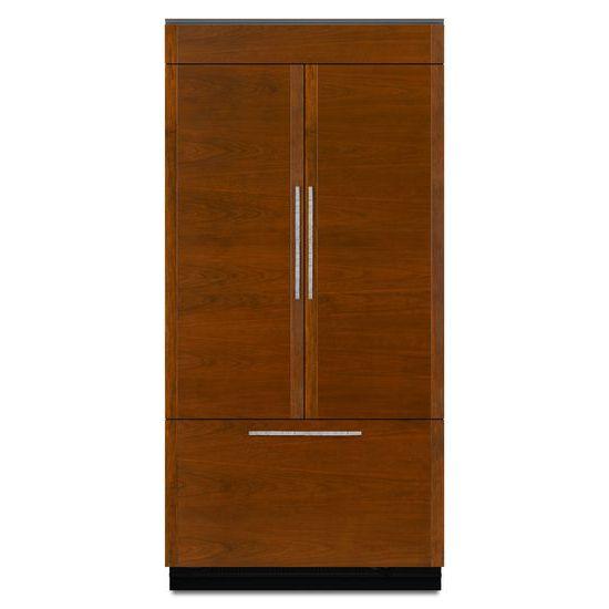 Jenn Air Refrigerators   French Door42 Inch Built In French Door  Refrigerator