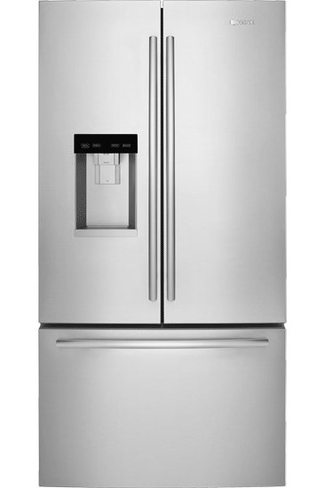 french refrigerators counter refrigerator stainless steel kitchenaid product door depth big