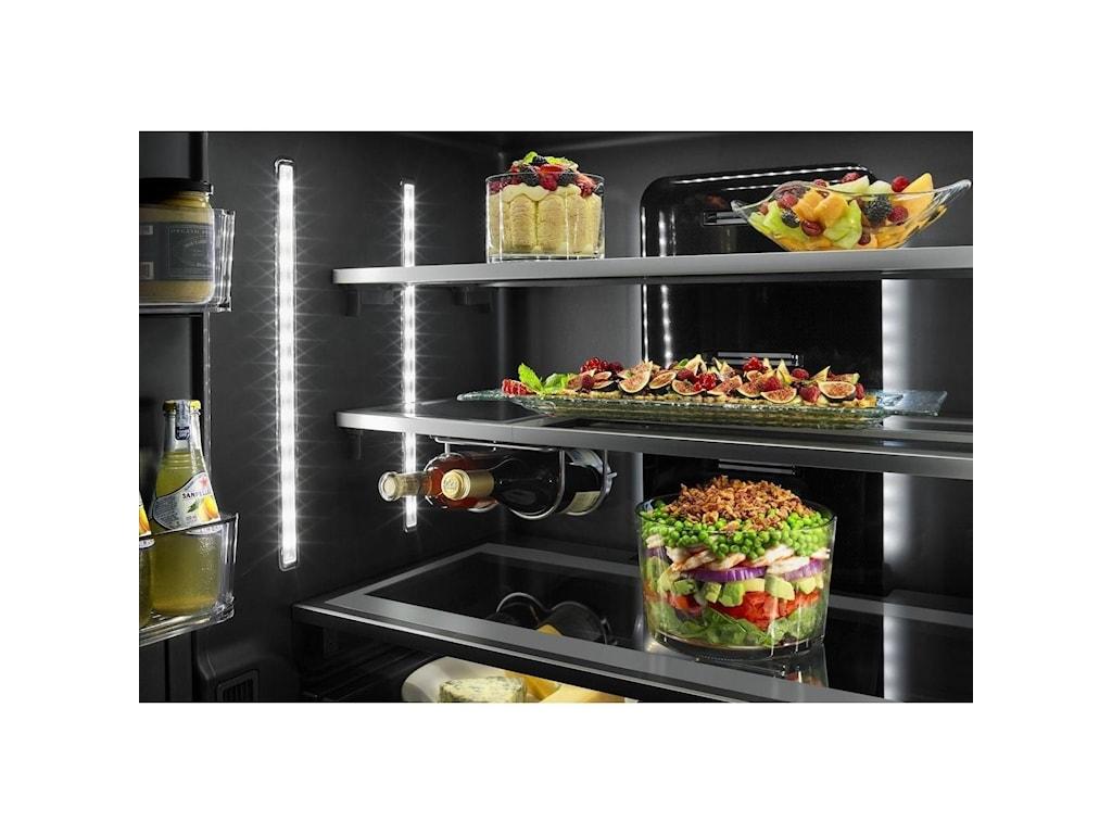 "Jenn-Air Refrigerators - French Door72"" Counter-Depth French Door Refrigerator"