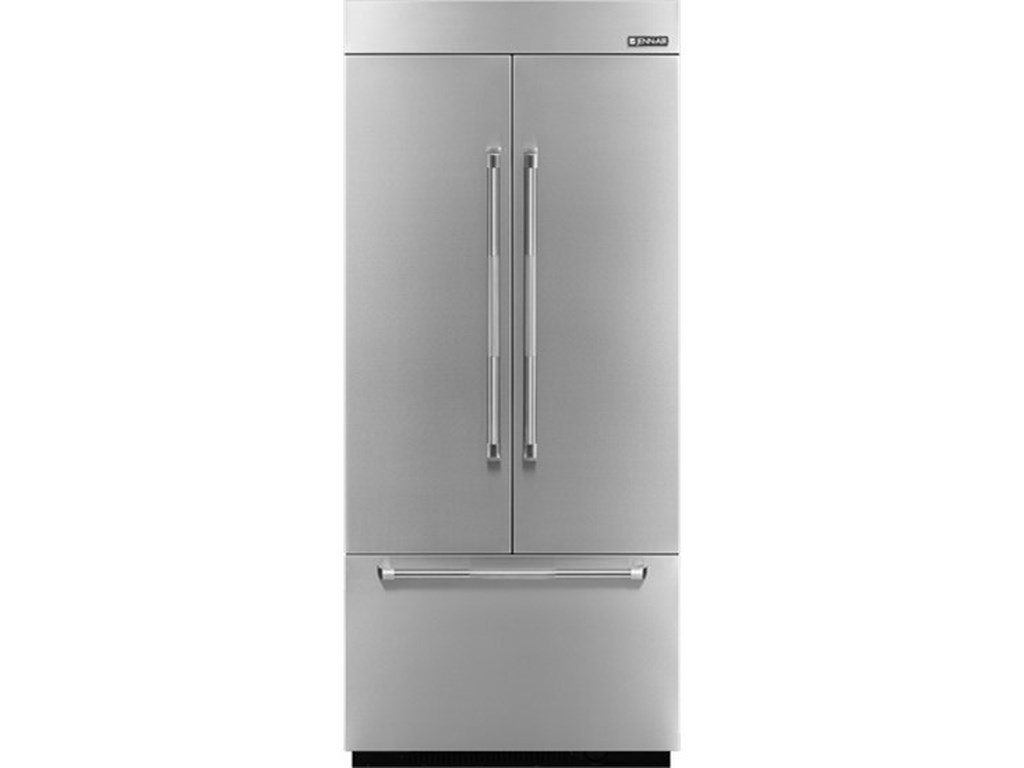 Jenn Air Jpk36fnxeps36 Inch Built In French Door Refrigerator