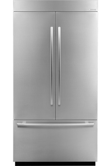 Jenn Air Jpk36fnxess36 Inch Built In French Door Refrigerator