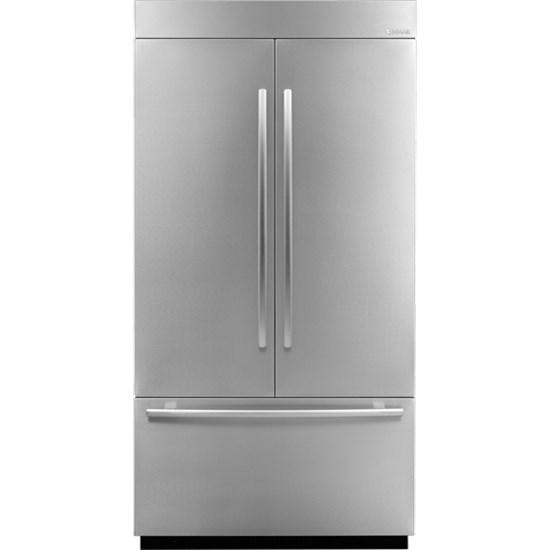 Jenn Air Refrigerators   French Door36 Inch Built In French Door  Refrigerator
