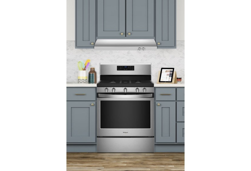 Jenn Air Uxt4230ads 30 Range Hood With The Fit System Furniture And Appliancemart Under Cabinet
