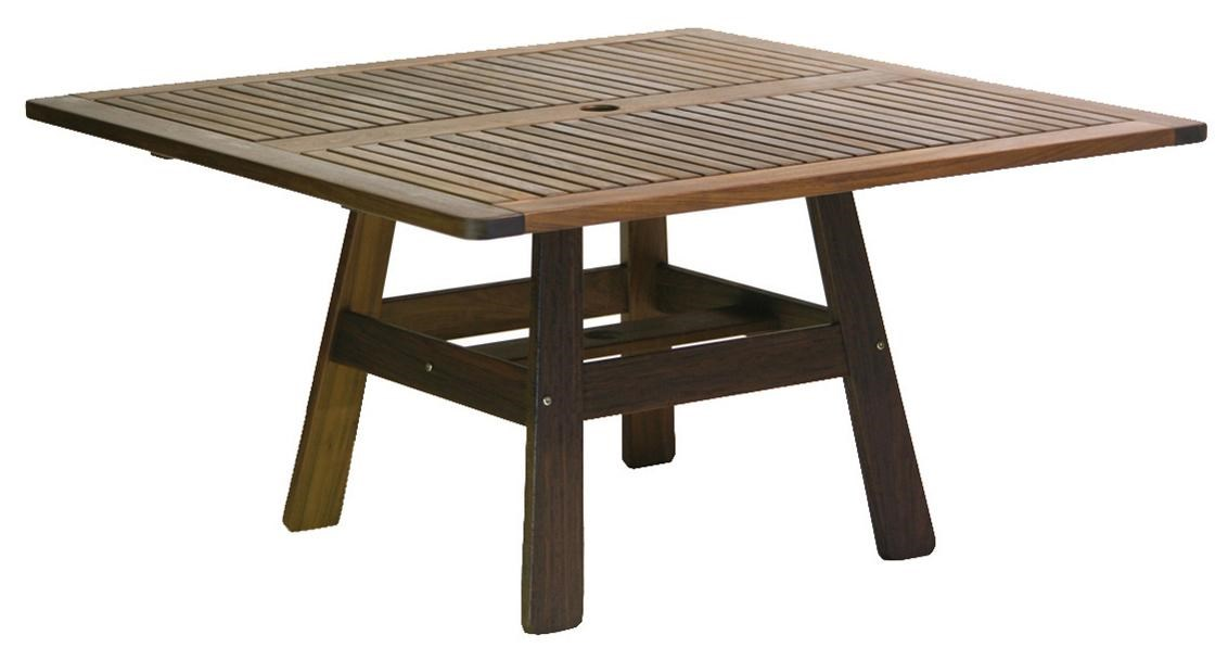 Jensen Leisure Beechworth Square Outdoor Table   Becker Furniture World    Outdoor Dining Table