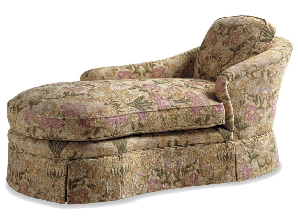 Jessica Charles Fine Upholstered AccentsBrewer Left Arm Facing Chaise