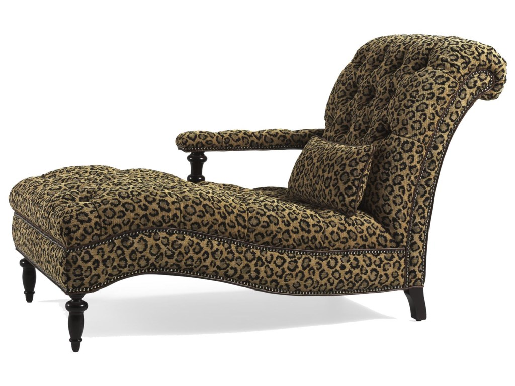 Jessica Charles Fine Upholstered AccentsCharlesworth Left Arm Facing Chaise
