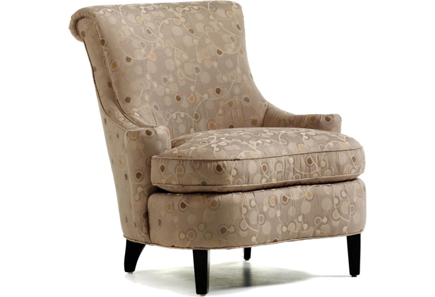 Upholstered Accents Adelle Arm Chair