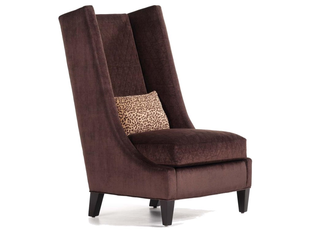 Jessica Charles Fine Upholstered AccentsRedmond Wing Chair
