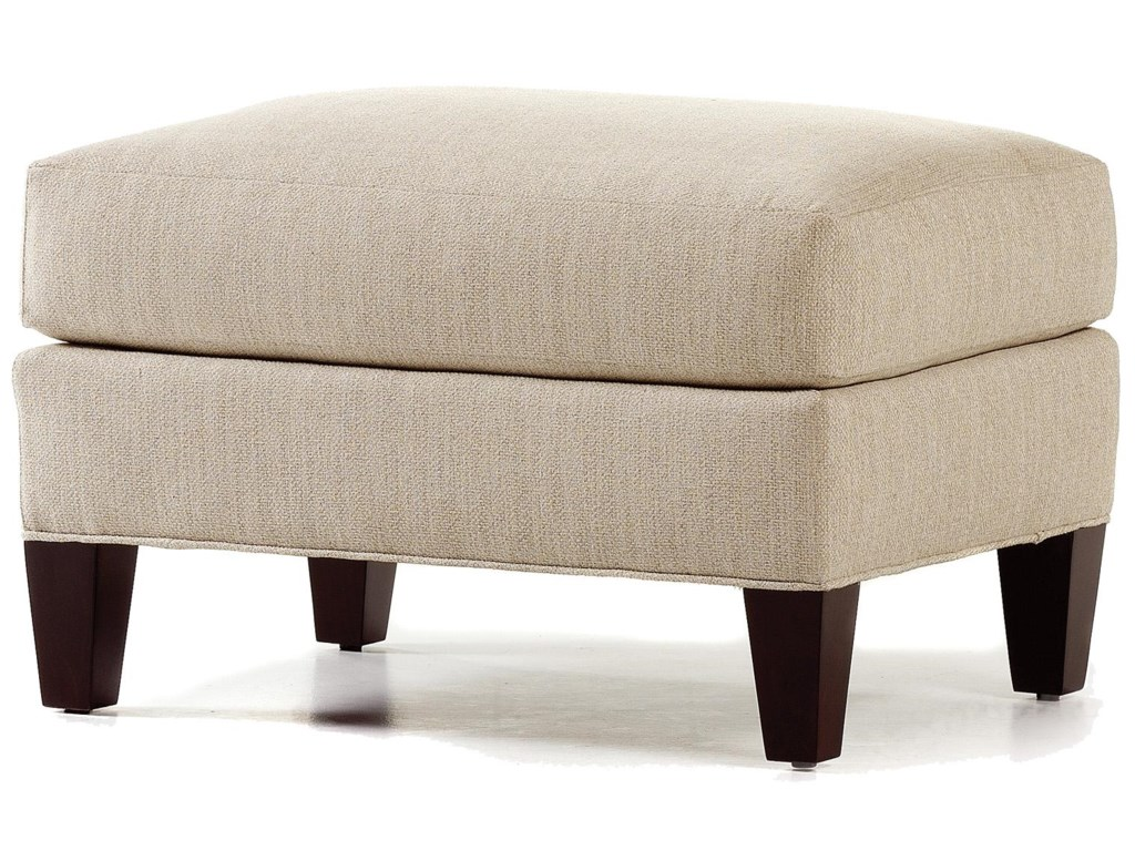 Jessica Charles Fine Upholstered AccentsCollin Ottoman