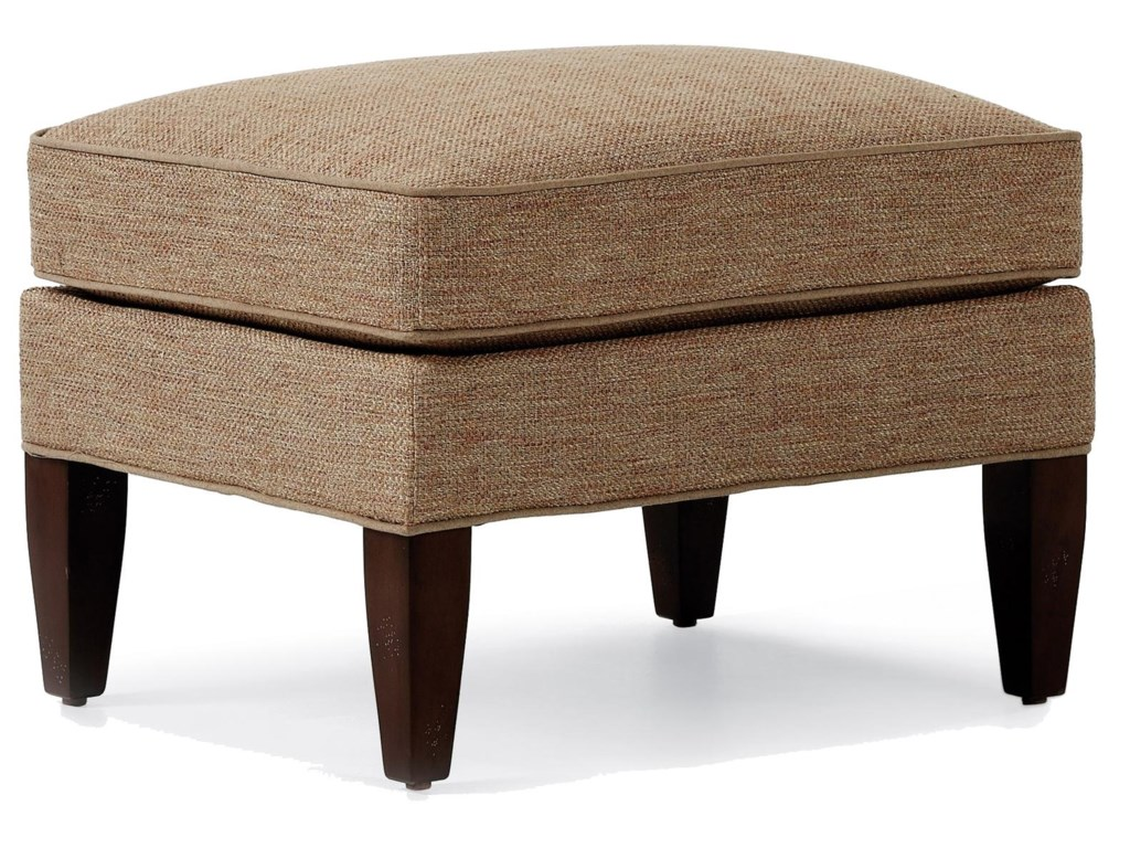 Jessica Charles Fine Upholstered AccentsOttoman