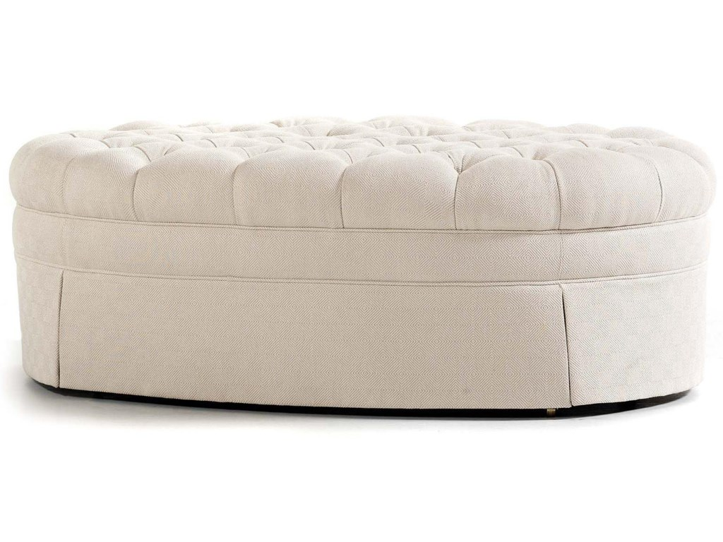 Jessica Charles Fine Upholstered AccentsMarilyn Ottoman