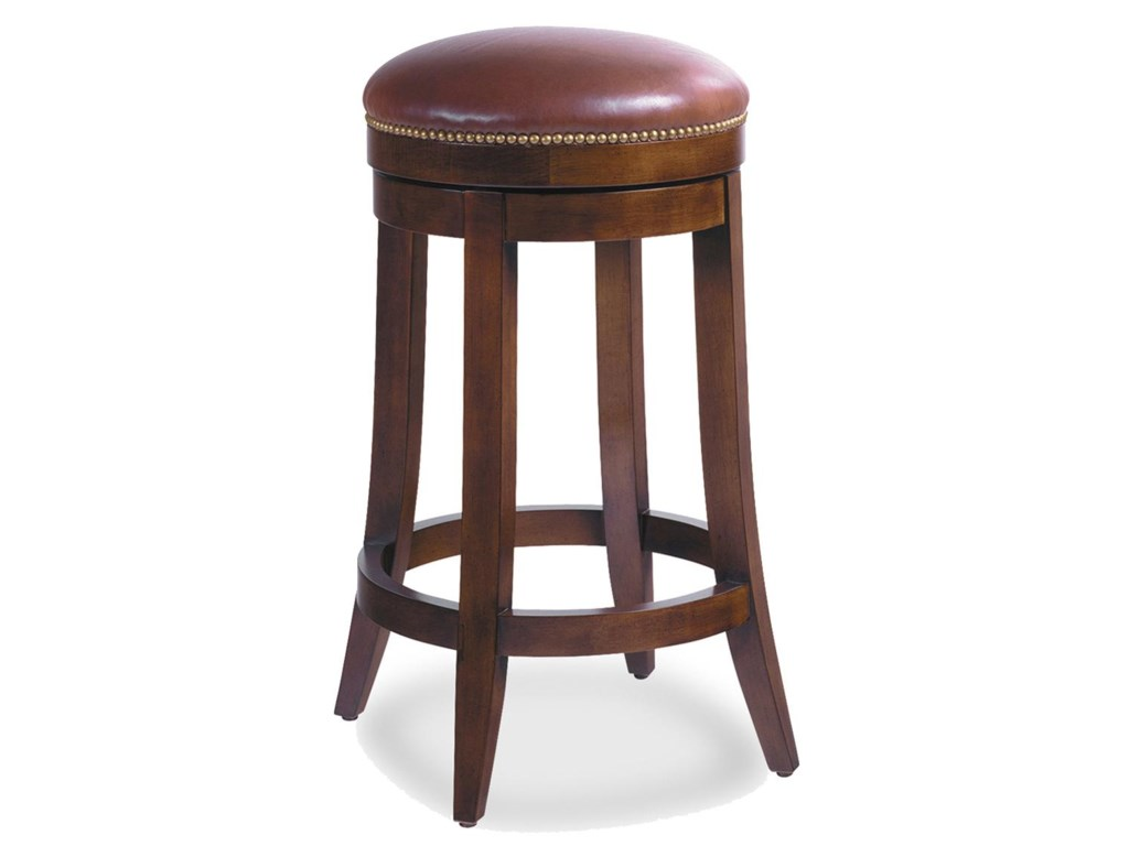 Jessica Charles Fine Upholstered AccentsCharles Barstool