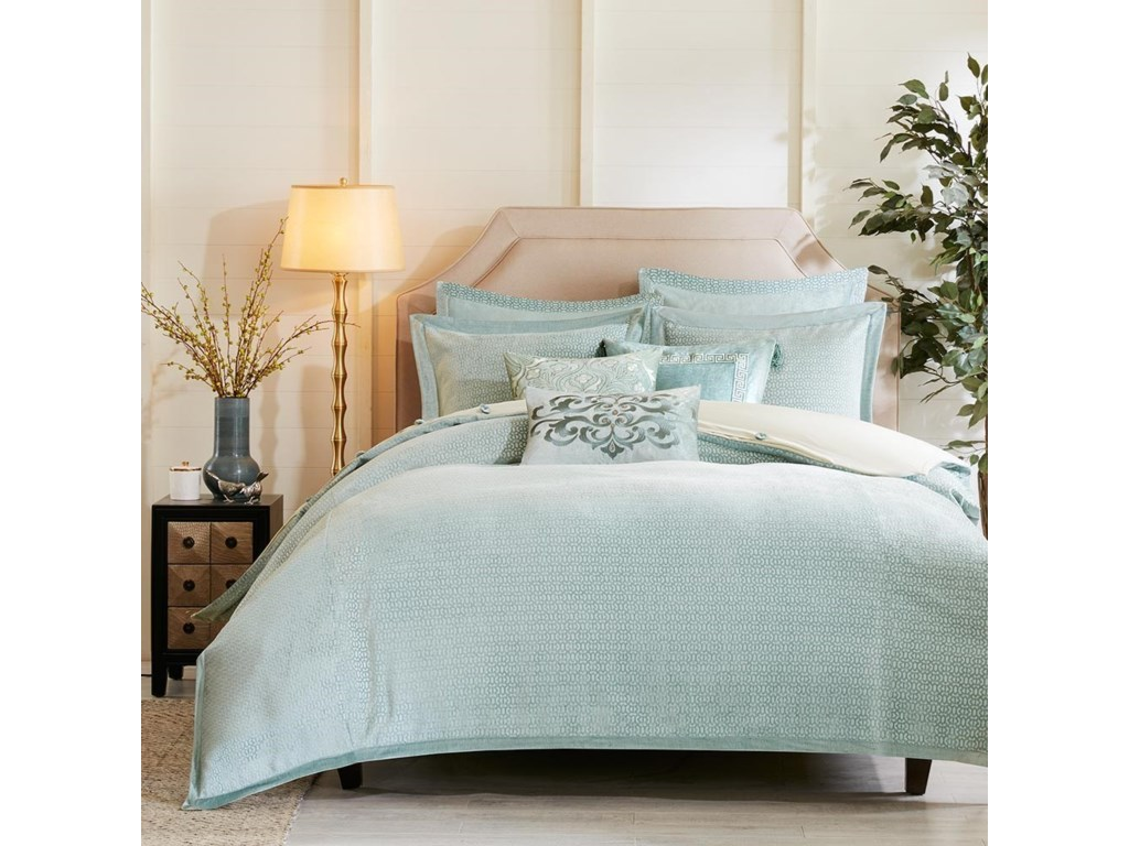 JLA Home Hampton HillQueen Comforter Set