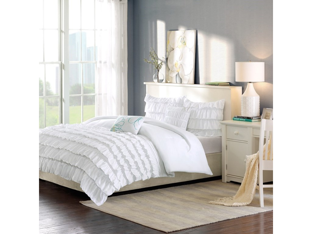 JLA Home Intelligent Design Twin/Twin XL Comforter Set
