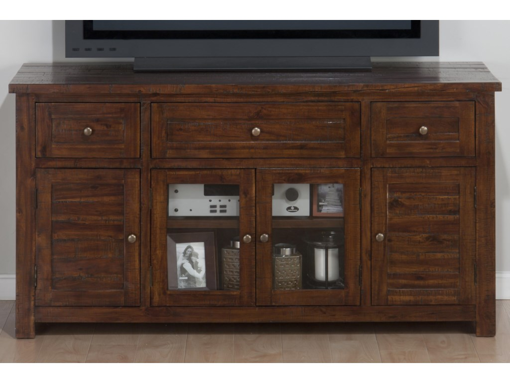 Belfort Essentials Urban Lodge BrownMedia Unit