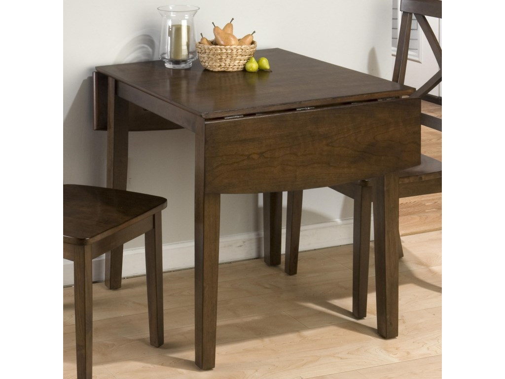 Taylor Cherry Double Drop Leaf Table By Jofran