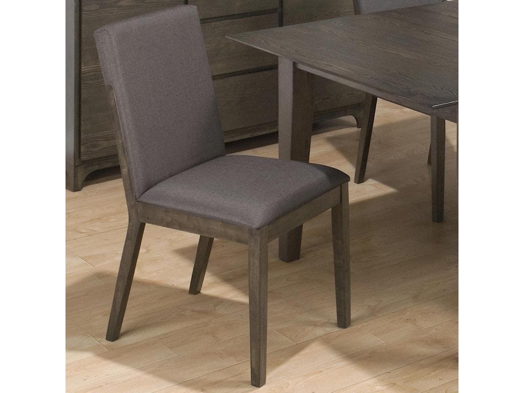Jofran Antique Gray AshSide Chair
