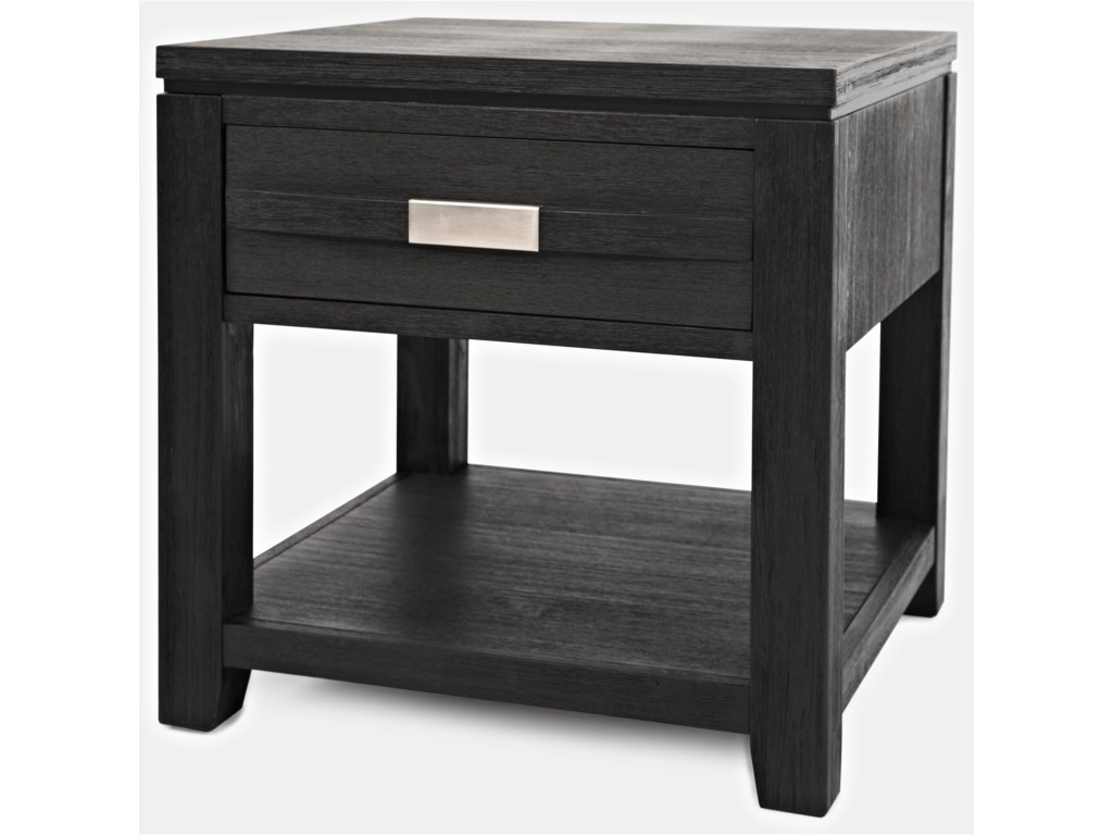 Jofran AltamonteEnd Table with Shelf