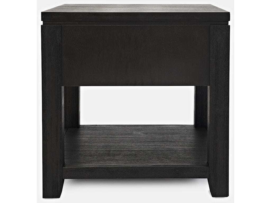 Jofran AltamonteEnd Table w/ Shelf
