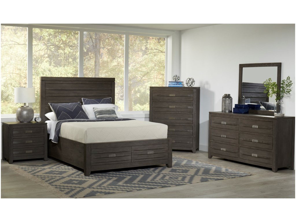 Jofran Altamonte King Bedroom Group