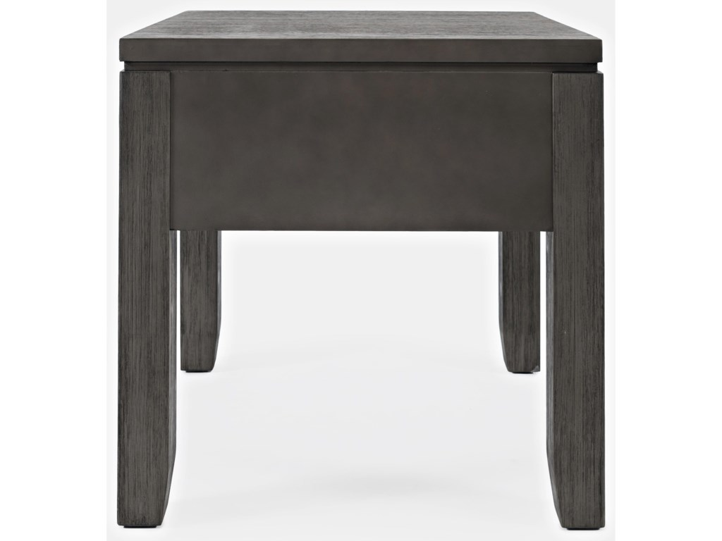 Jofran Altamonte End Table with Drawer