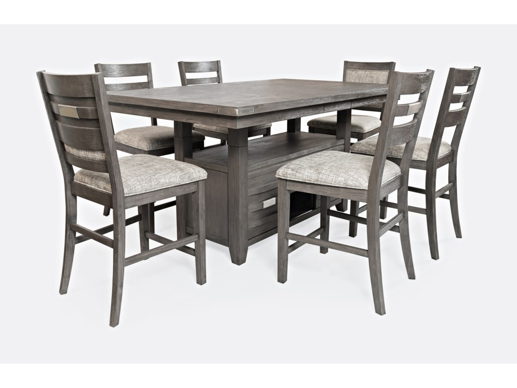 Jofran Altamonte Counter Height Dining Table