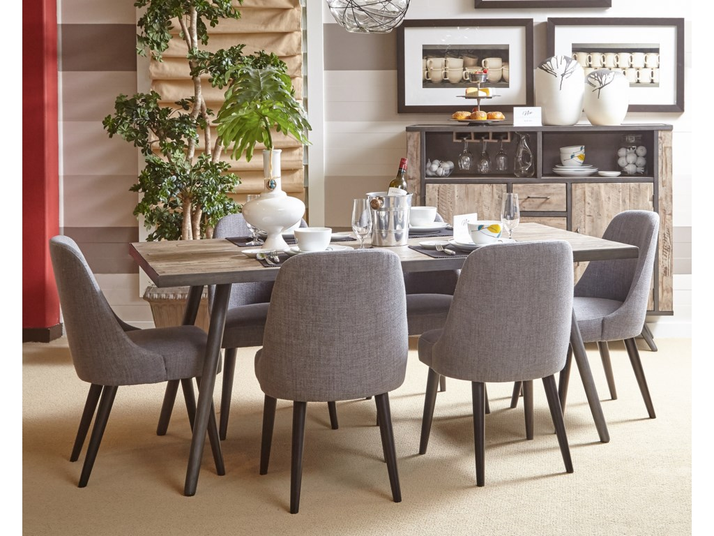 Jofran American RetrospectiveDining Table and Chair Set
