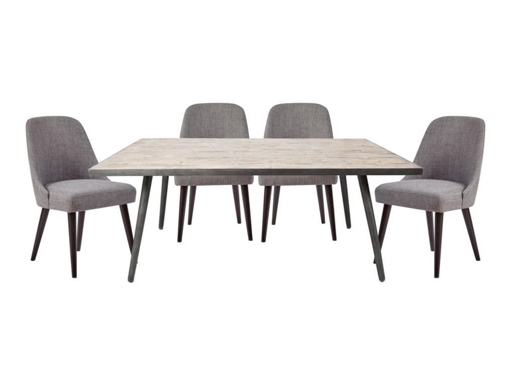 Jofran Retro VibesDining Table and Chair Set