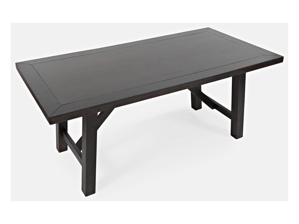 Jofran American RusticsTrestle Dining Table