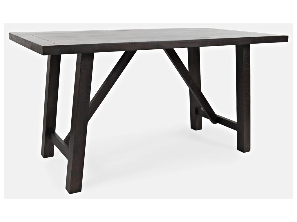 Jofran American RusticsTrestle Counter Table
