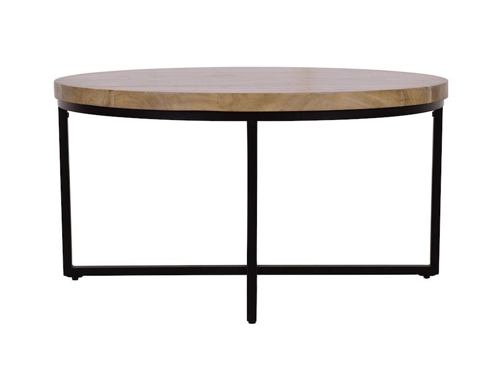Jofran AmesRound Coffee Table