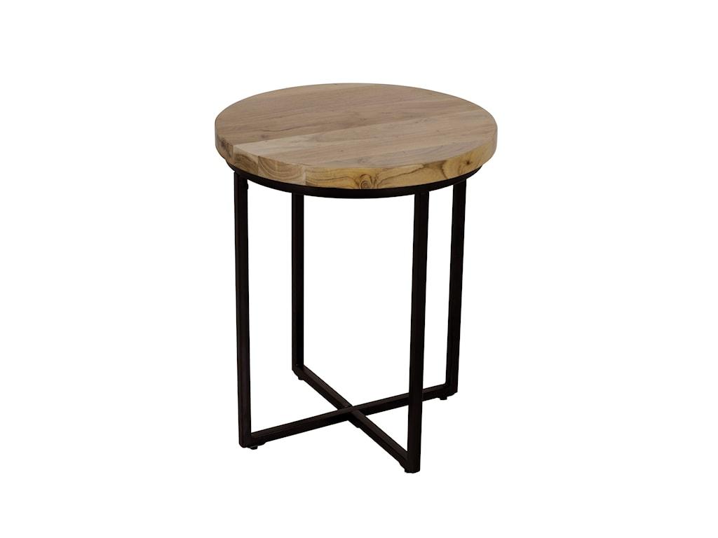 Jofran AmesRound End Table
