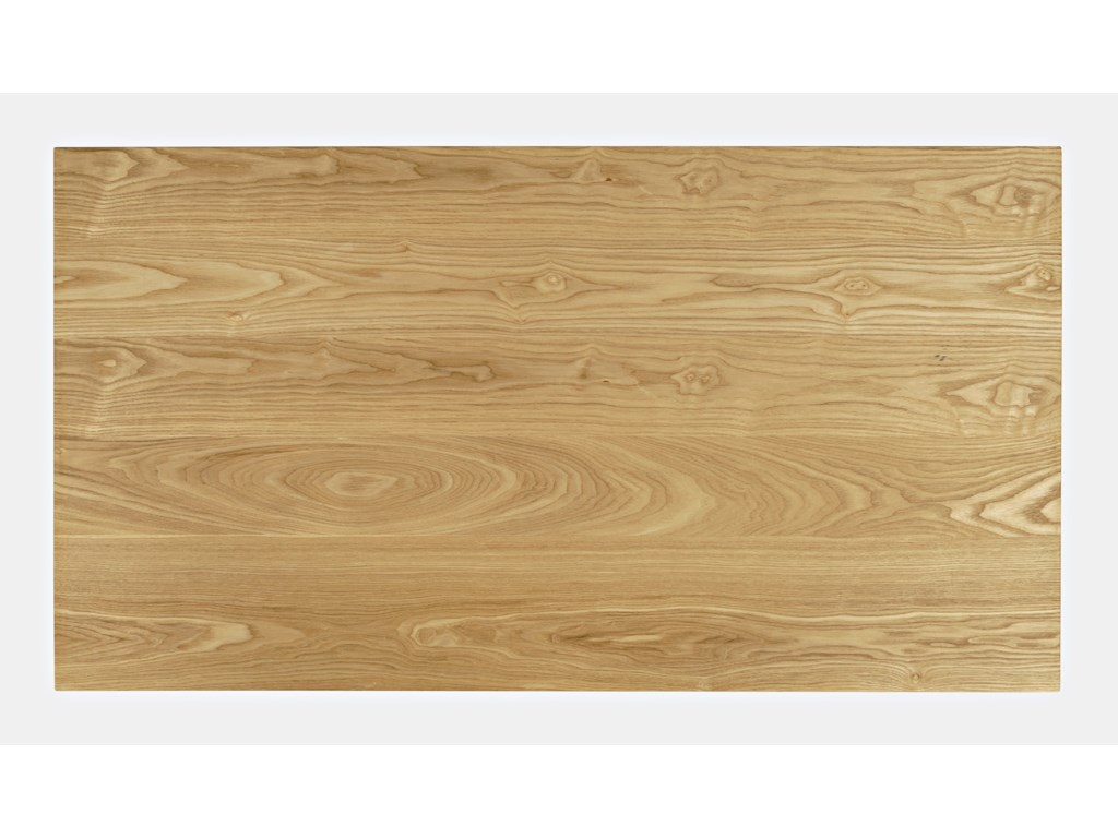 Jofran AnthologyCastered Coffee Table - Warm Ash