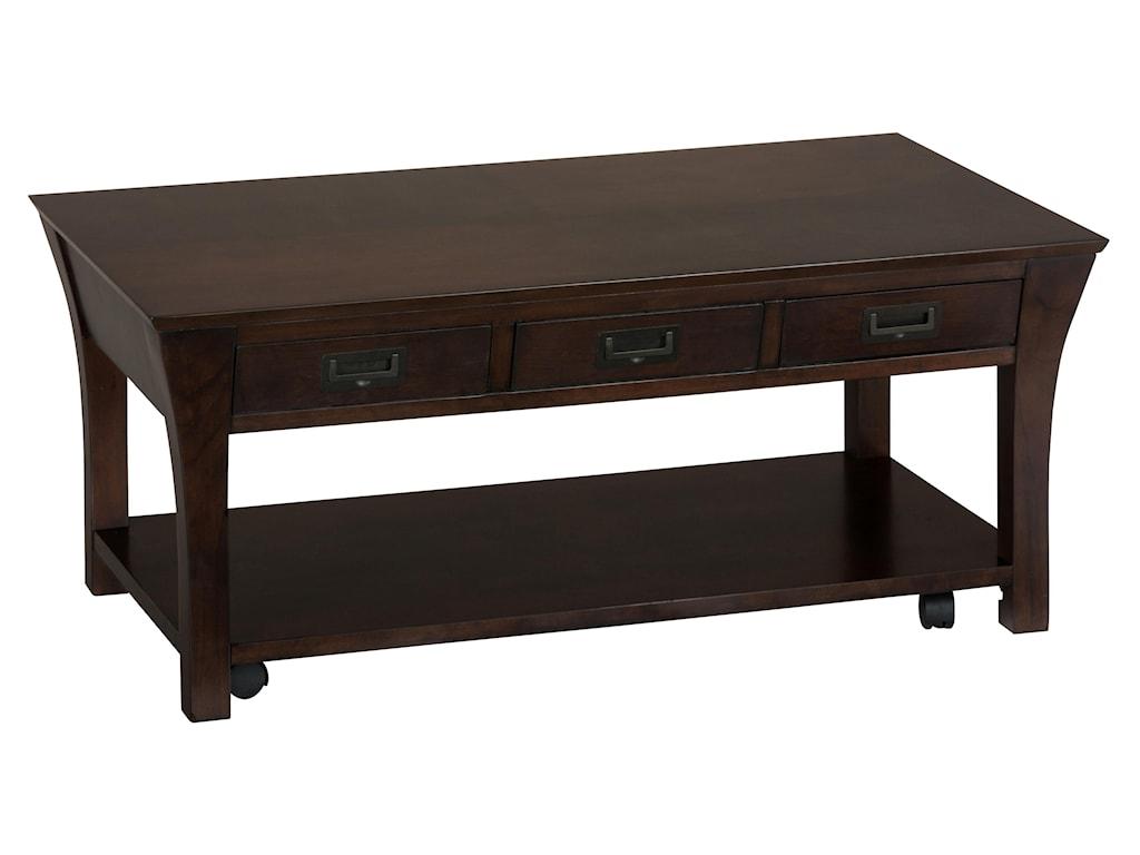 Jofran ArtisanCocktail Table