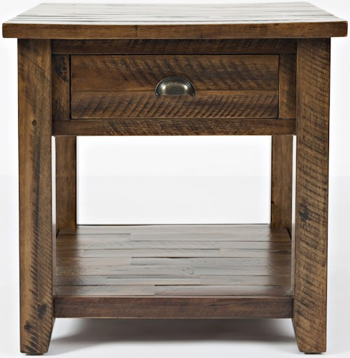 Jofran Artisan's Craft End Table