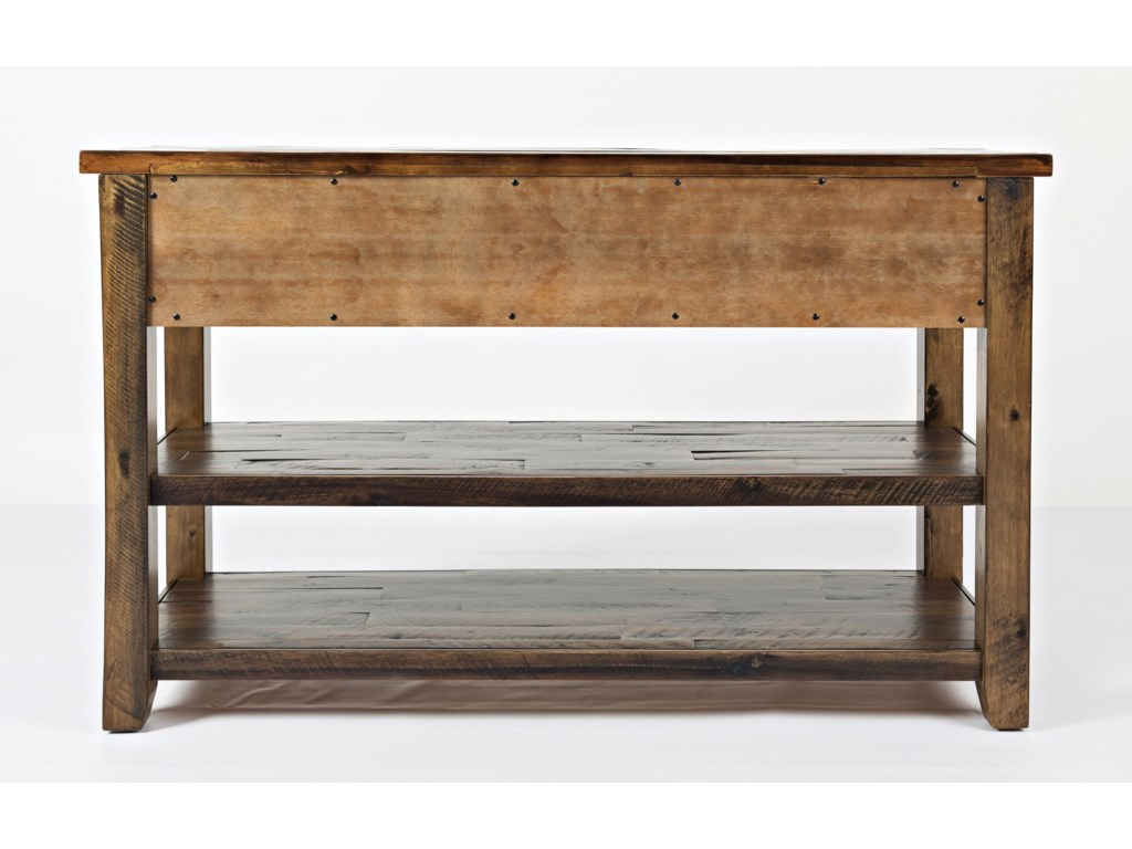 Jofran Artisan's CraftSofa Table