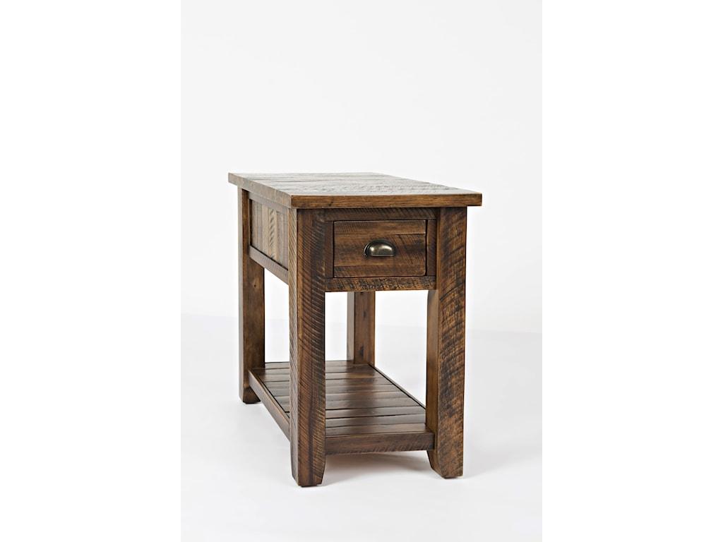 Jofran Artisan's CraftChairside Table