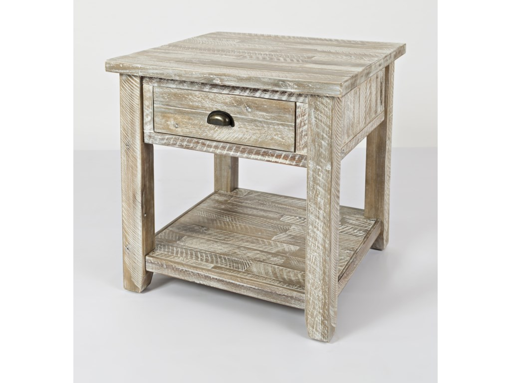 Jofran Artisan's CraftEnd Table
