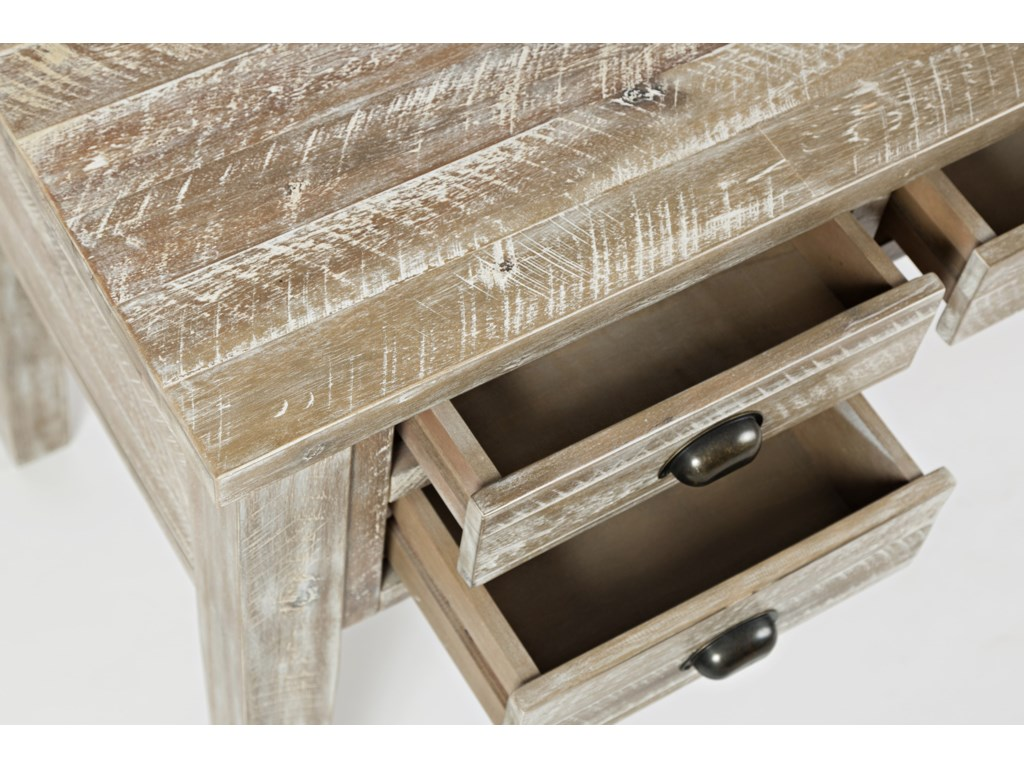 Jofran Artisan's Craft5-Drawer Desk