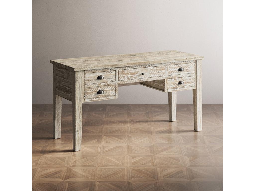 Jofran Artisan's Craft5-Drawer Desk