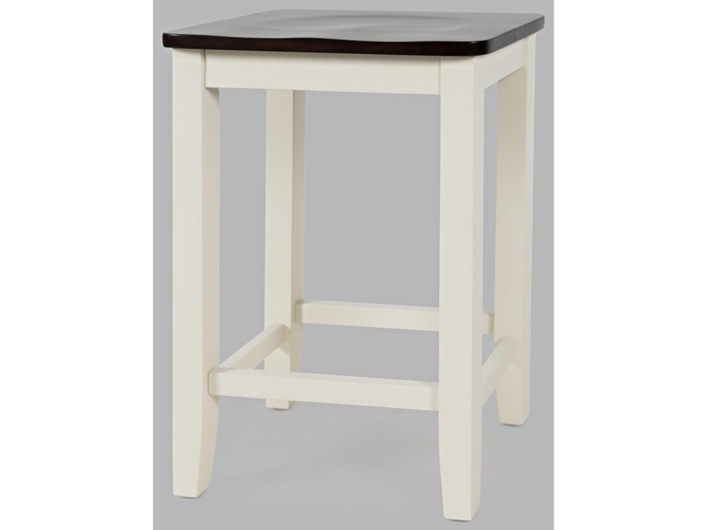 Jofran Asbury ParkBackless Saddle Stool
