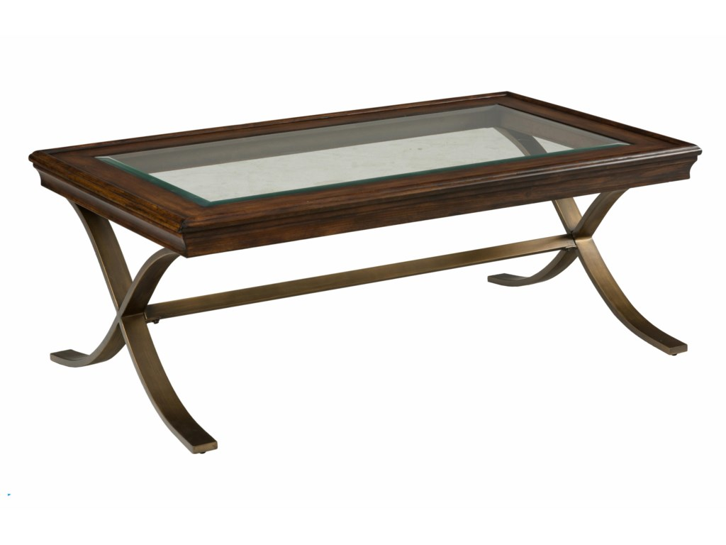 Morris Home Furnishings HenningHenning Cocktail Table