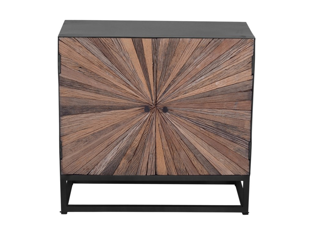 Jofran Astral Plains2 Door Accent Cabinet