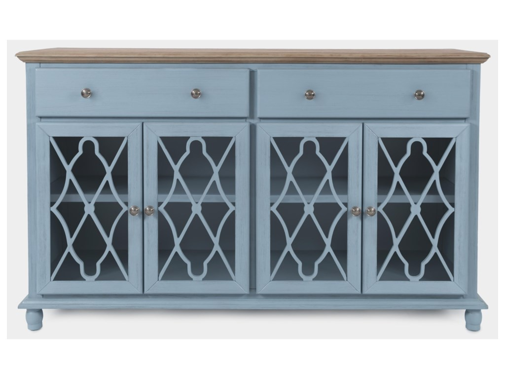 Jofran Aurora Hills4-Door Accent Chest
