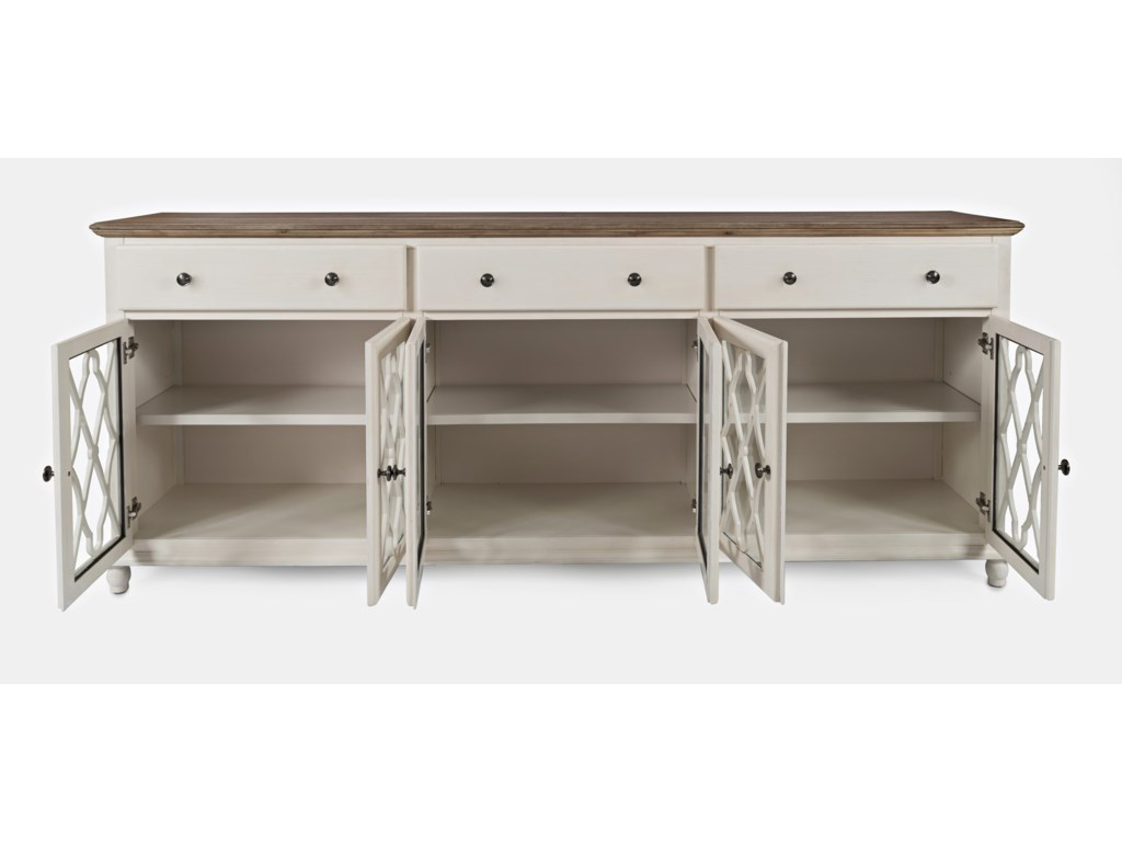 Jofran Aurora Hills6-Door Accent Chest