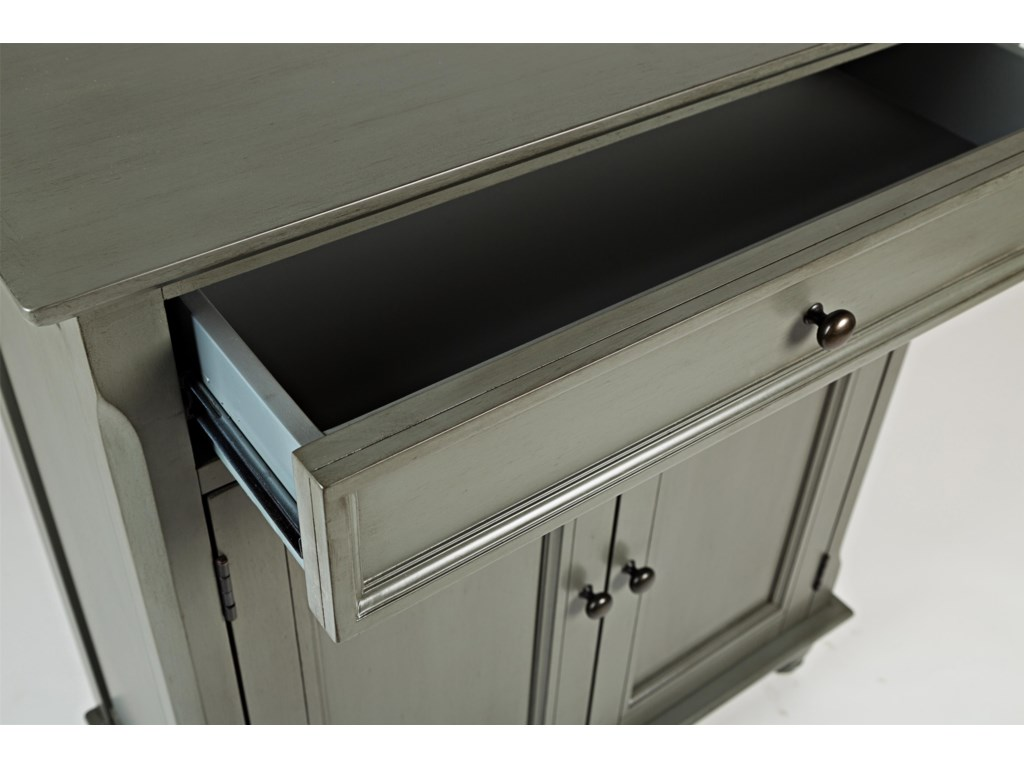 Morris Home Furnishings BannerArden Accent Cabinet