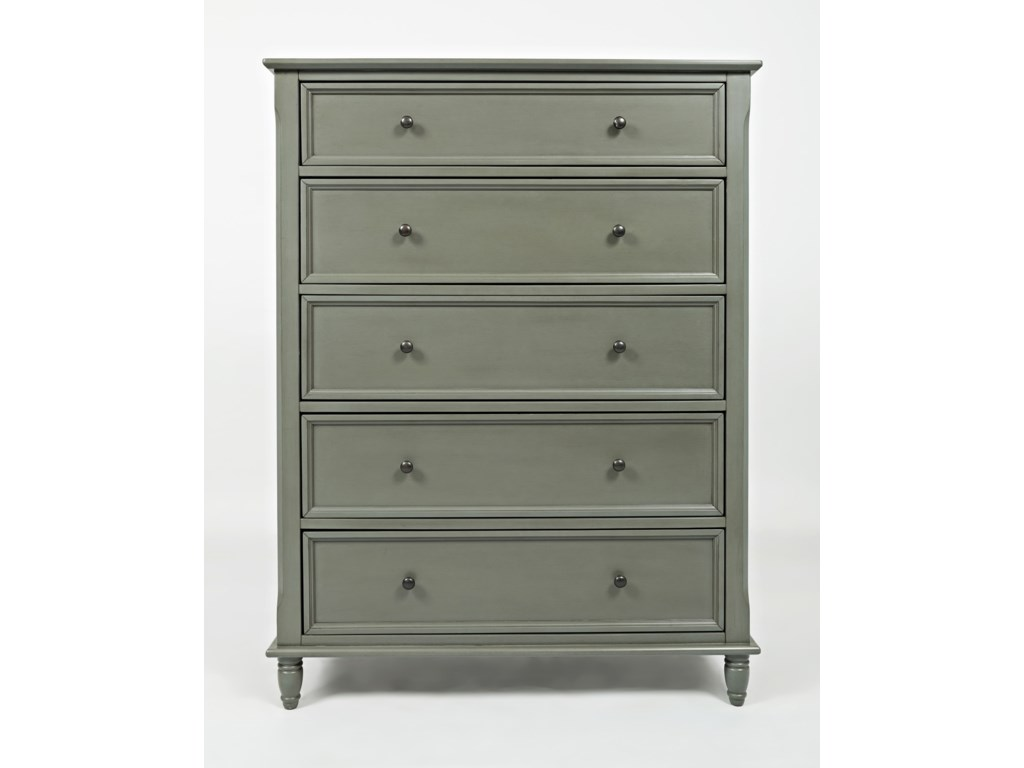 Jofran Avignon Youth5 Drawer Chest