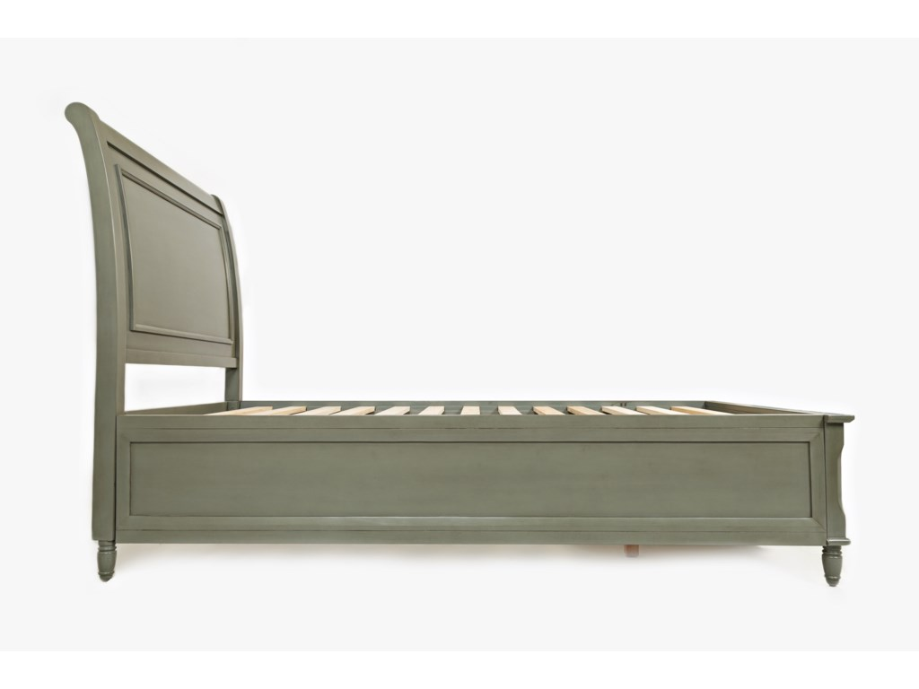 Jofran Oakley: GreyTwin Storage Bed