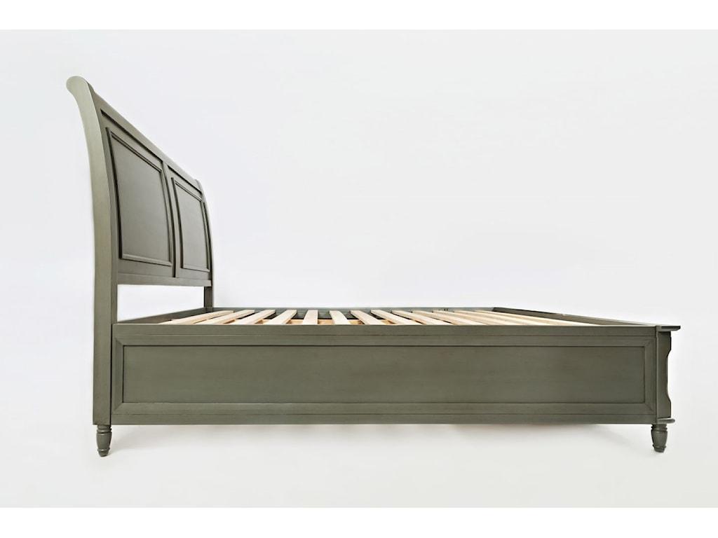 Jofran Avignon YouthQueen Storage Bed